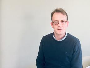 Verpleegkundig en paramedisch directeur Jan Hebbrecht