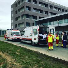 Verhuis patiënten naar Rumbeke