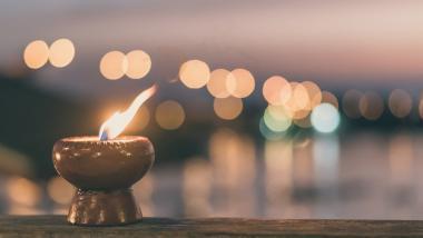 kaarsen en lichtjes
