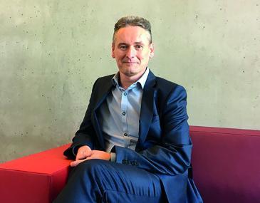 Adjunct-algemeendirecteur Hans Crampe