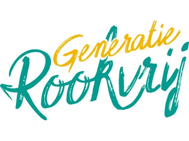 Logo Generatie Rookvrij