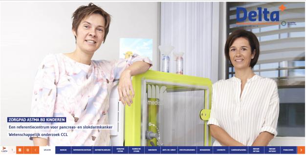 cover van 2 kinderartsen bij longfunctiemachine