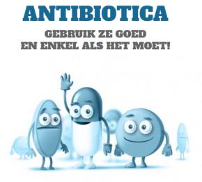 Gebruik antibiotica goed