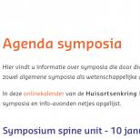 Agenda symposia